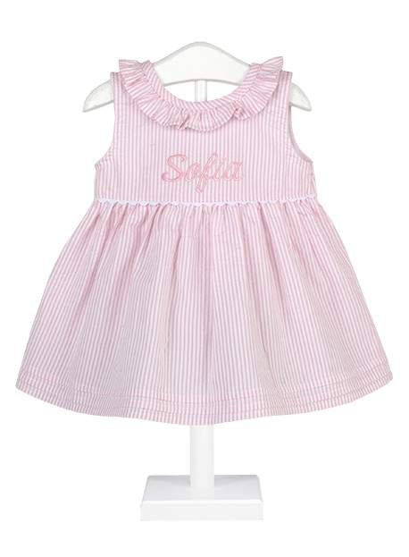 Vestido bebe personalizado