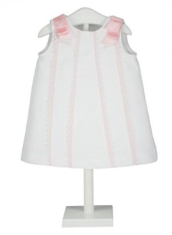 Vestido bebe pique